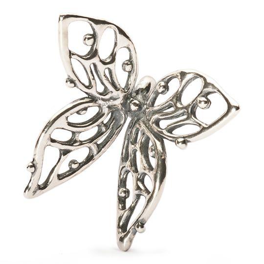 beads ali di farfalla